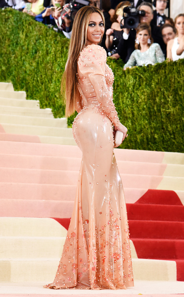 Beyonce, MET Gala 2016, Arrivals, Candids