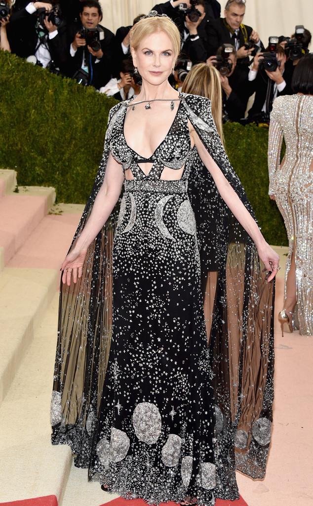 Nicole Kidman, MET Gala 2016, Arrivals