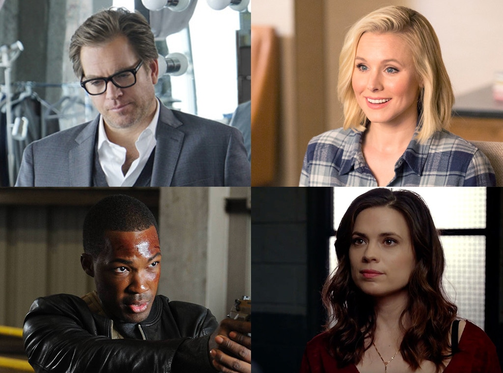 New Shows, Bull, The Good Place, Conviction, 24