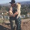 Aubrey O'Day, Pauly D, Instagram