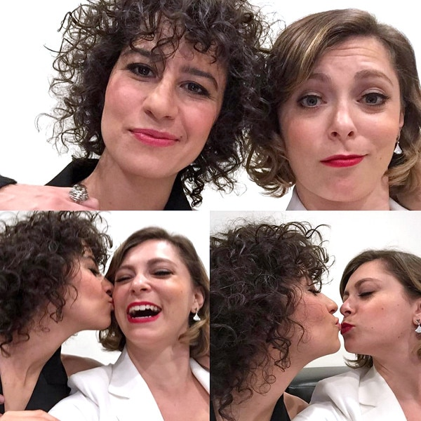 Rachel Bloom & Ilana Glazer -  The  Crazy Ex Girlfriend  and  Broad City  actresses shared an apartment together in the early days of their respective careers.