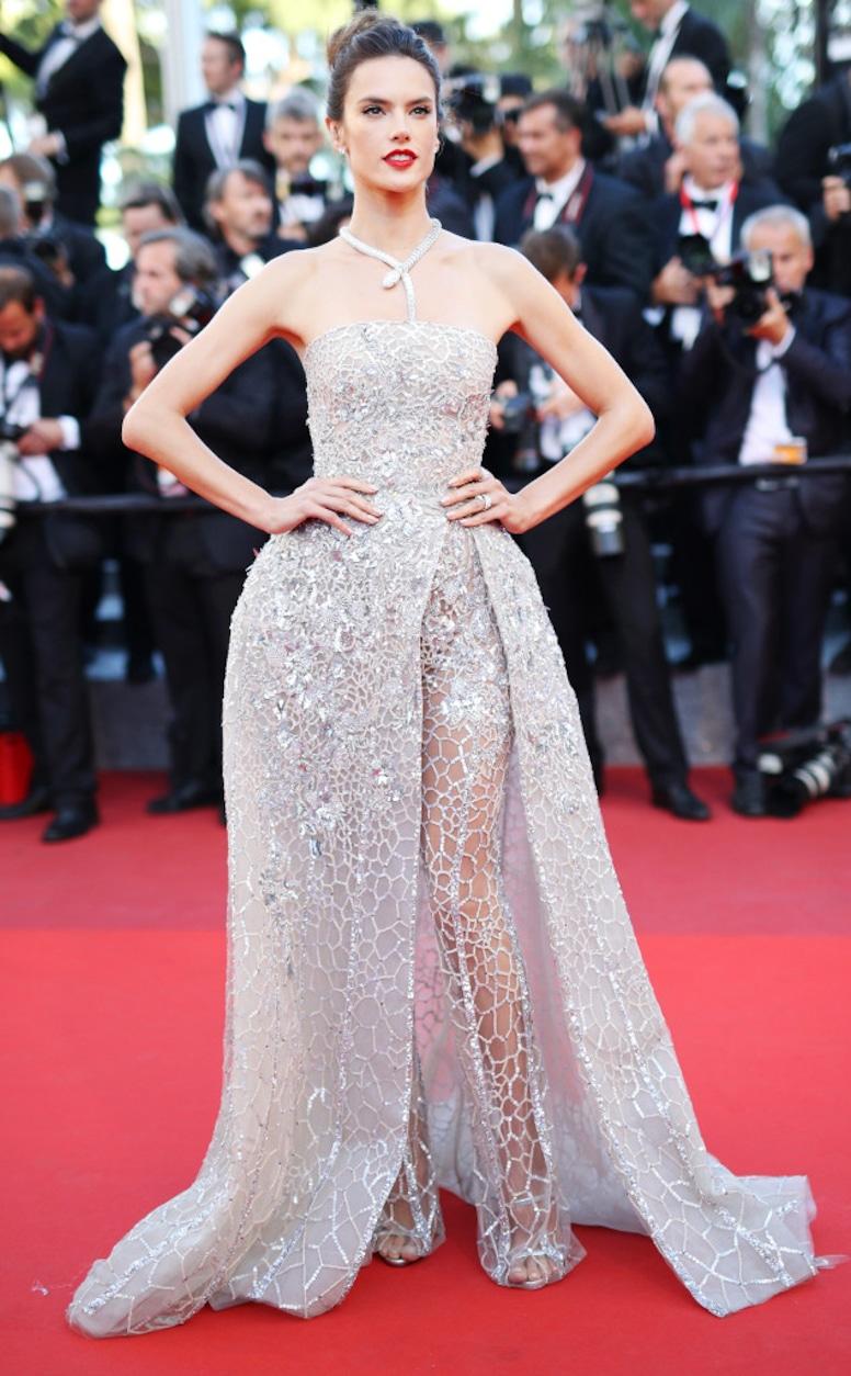 ESC: Cannes 2016, Alessandra Ambrosio, Disney