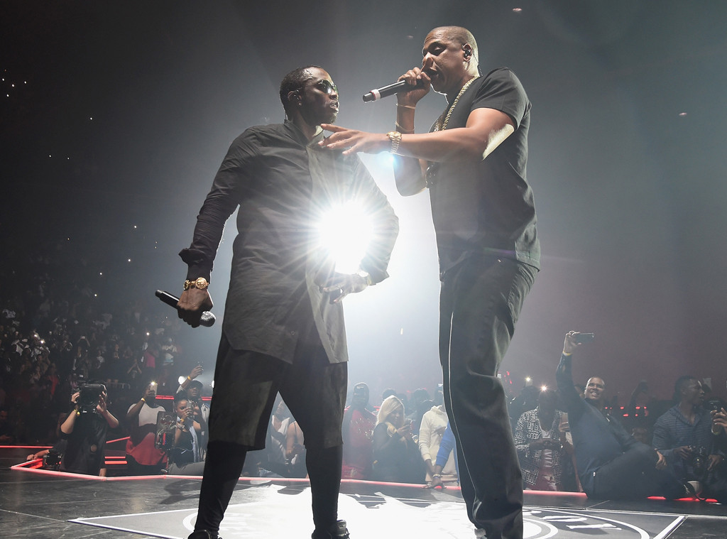 Diddy and Jay Z Reign Supreme as Forbes' Highest-Paid Hip Hop Artists