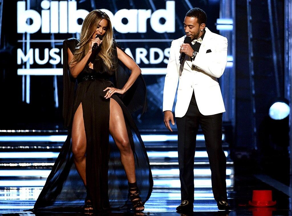 Ciara, Ludacris, 2016 Billboard Music Awards, Show
