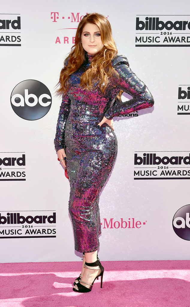 Meghan Trainor, 2016 Billboard Music Awards