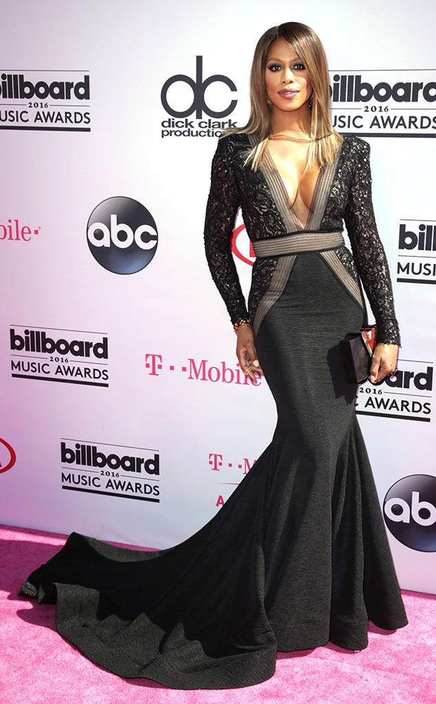 Laverne Cox, 2016 Billboard Music Awards