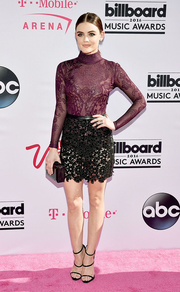 Lucy Hale, 2016 Billboard Music Awards