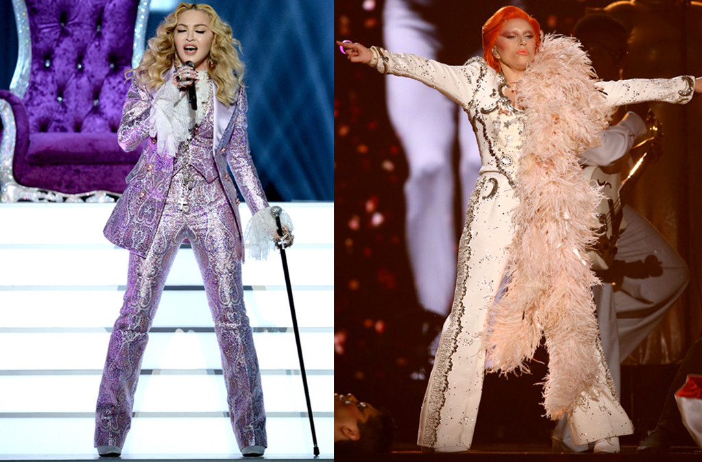 Madonna, 2016 BIllboard Music Awards, Lady Gaga, Grammys