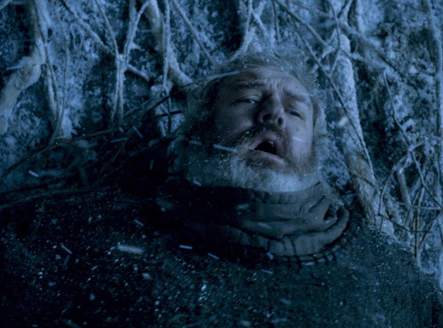 Game of Thrones, Hodor, Death