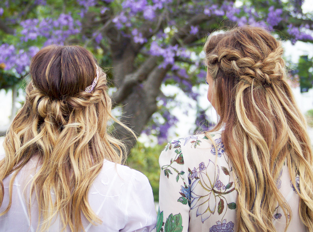Wedding Hair You\'ll Want to Wear Every. Single. Day. | E! News
