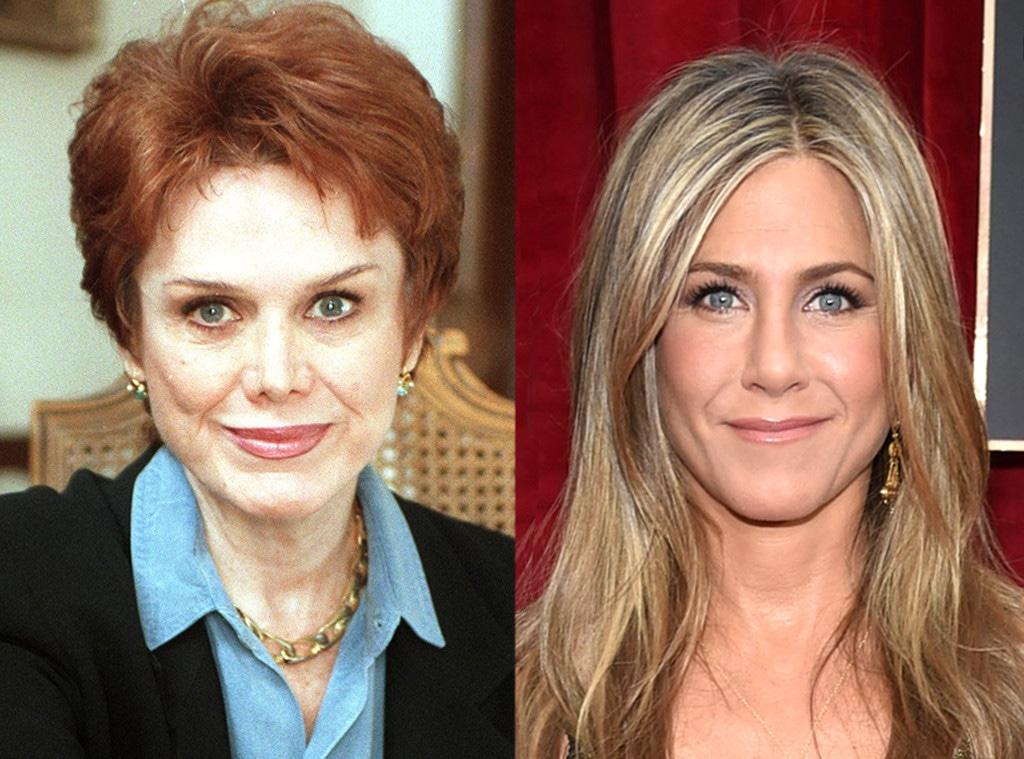 Nancy Dow, Jennifer Aniston