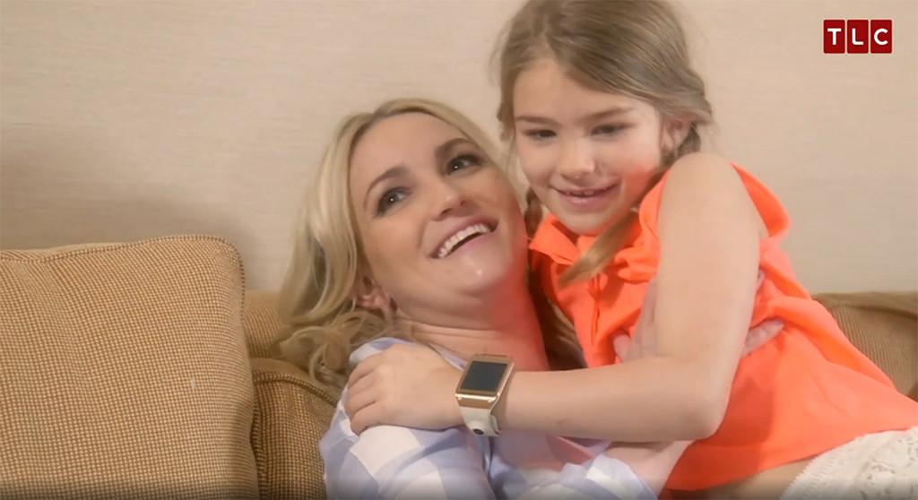 Jamie Lynn Spears, Daughter Maddie, TLC Special