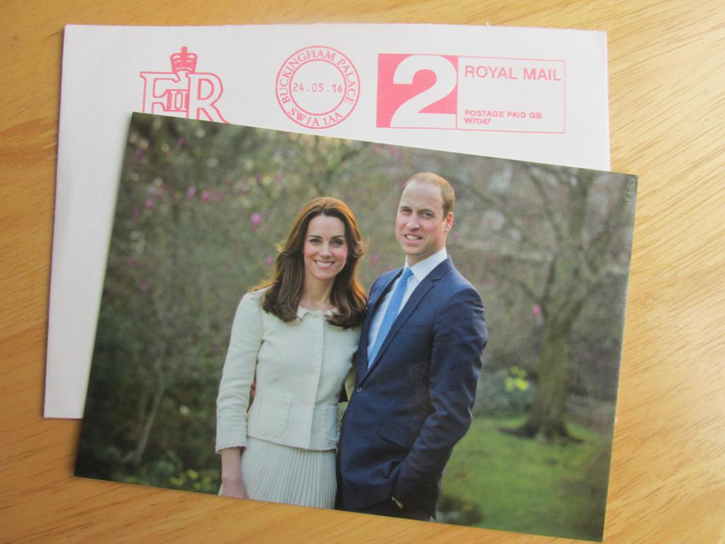 Kate Middleton, Prince William, Portrait