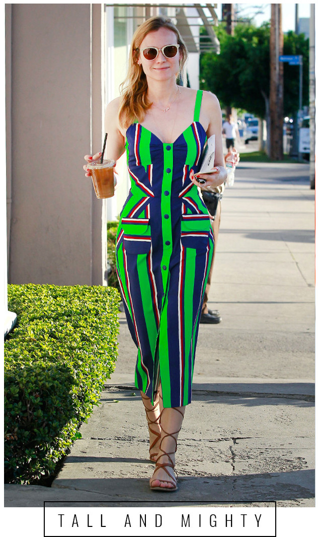 ESC: Dare to Wear, Diane Kruger
