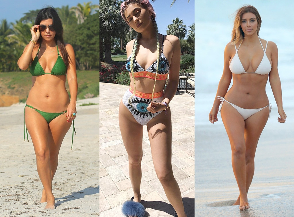 Can Kardashian bikini wallpapers think