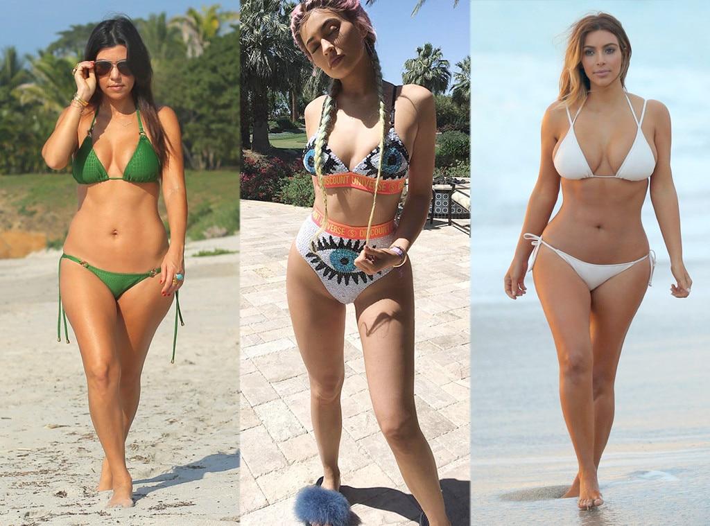 Can Kardashian bikini wallpapers think