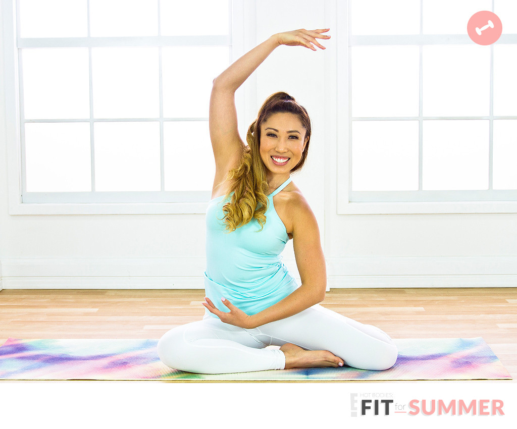 ESC: Summer Bodies Day 2, Pilates With Cassey