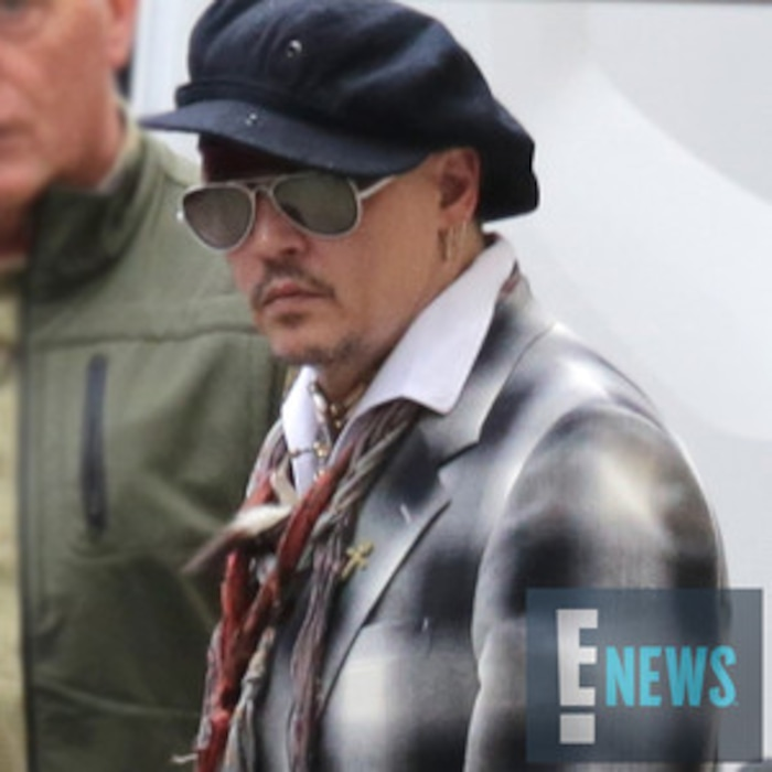 Johnny Depp Steps Out After Lily-Rose Depp and Vanessa Paradis Publicly  Defend Actor  216c5e79ae3