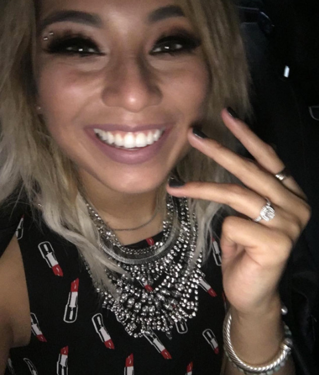 Pentatonix Member Kirstin Maldonado Is Engaged! See the
