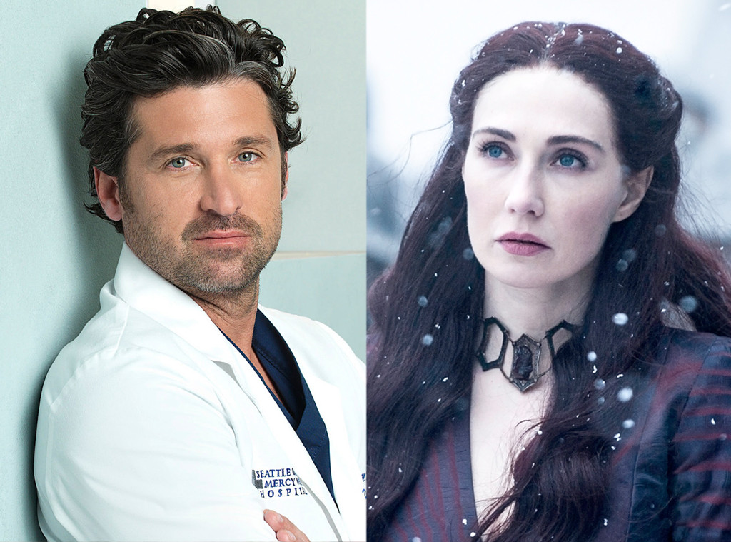 Greys Anatomy Resurrects Mcdreamy Thanks To A Game Of Thrones Style