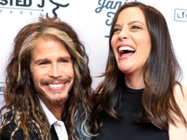 Liv Tyler Would Really Love If Dad Steven Tyler Stopped Humping His Mic Stand