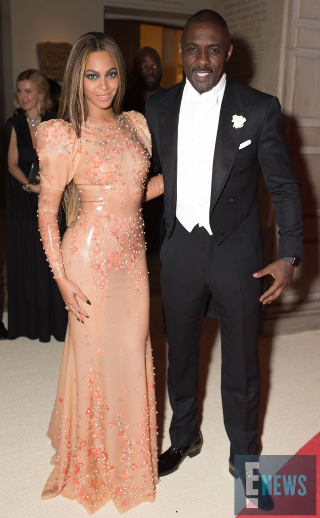Beyonce Knowles, Idris Elba, MET Gala 2016, Inside Pics, Exclusive