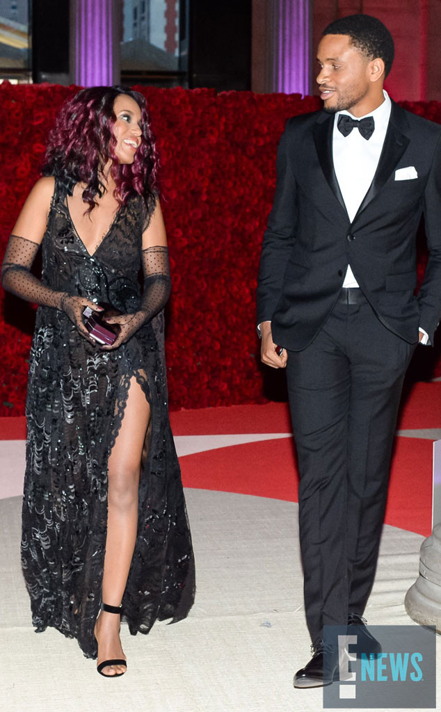 Kerry Washington, Nnamdi Asomugha, MET Gala 2016, Inside Pics, Exclusive