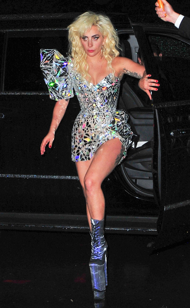 Lady Gaga, MET Gala 2016, After Party Looks