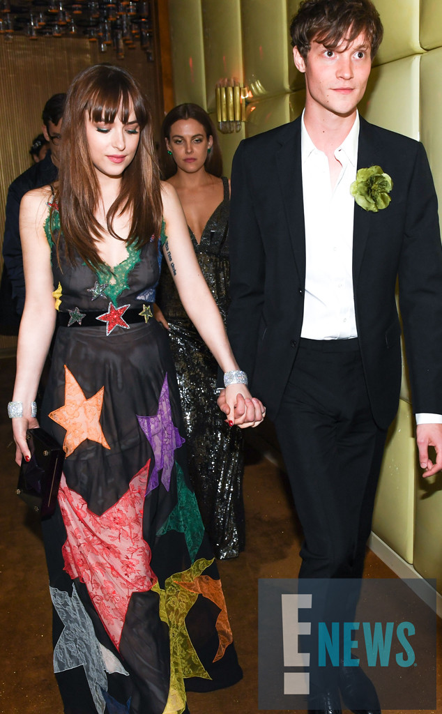 MET Gala 2016, After Party, Boom Boom Room, Dakota Johnson, Matthew Hitt