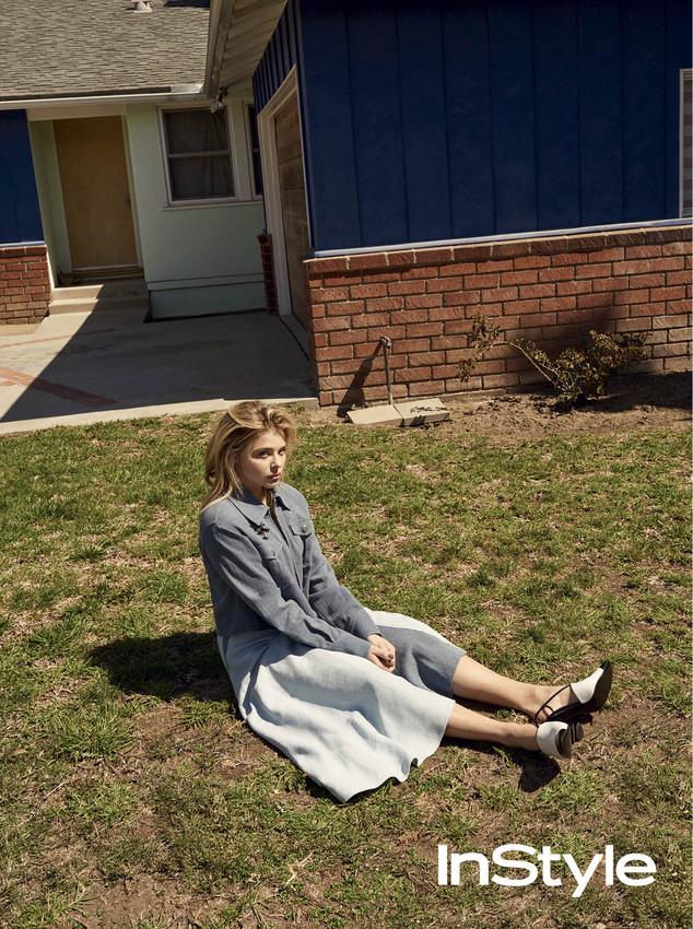 Chloe Grace Moretz, InStyle UK