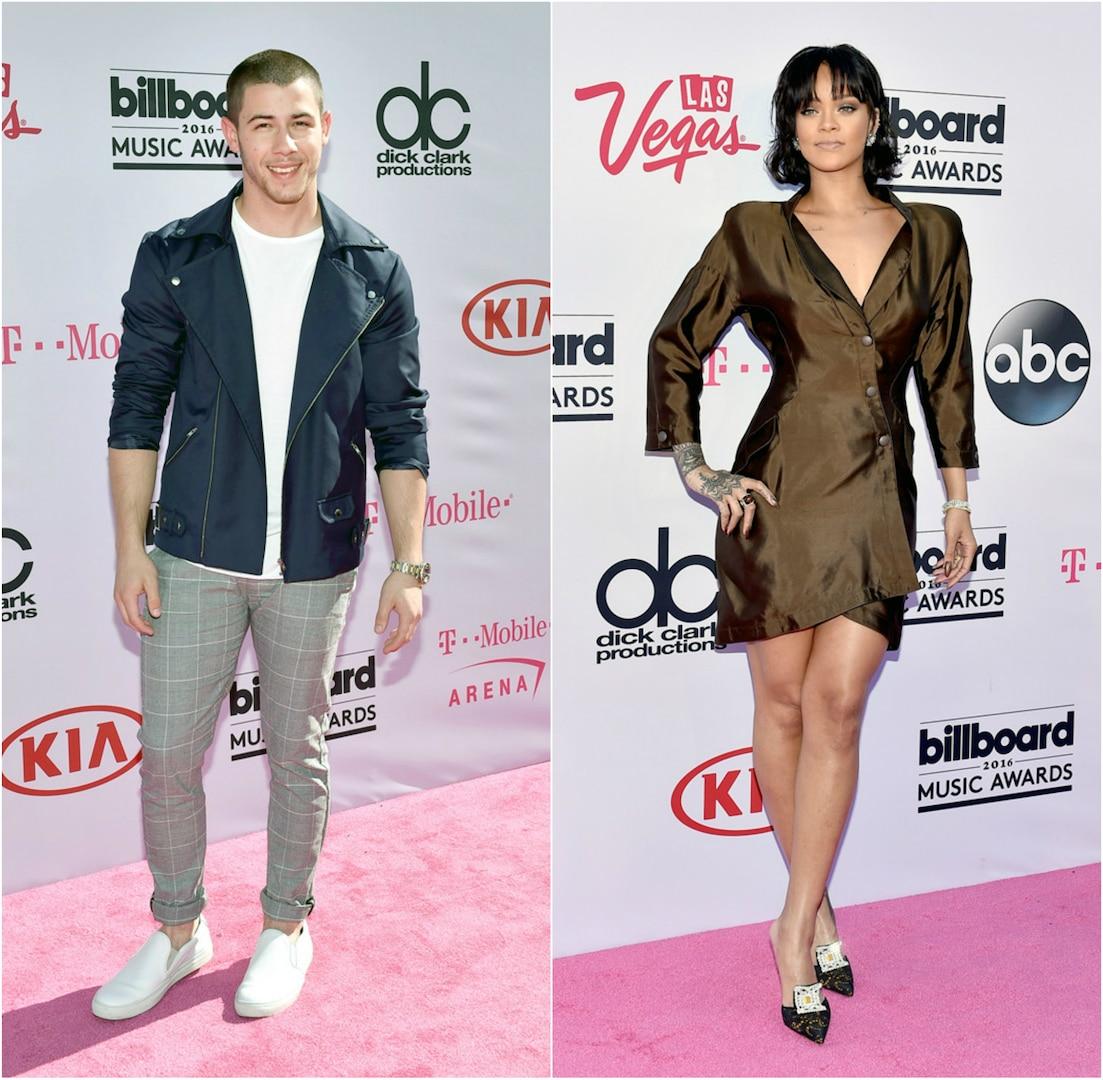 Nick Jonas Diz Que Foi Rejeitado Por Rihanna Ap U00f3s Flertar
