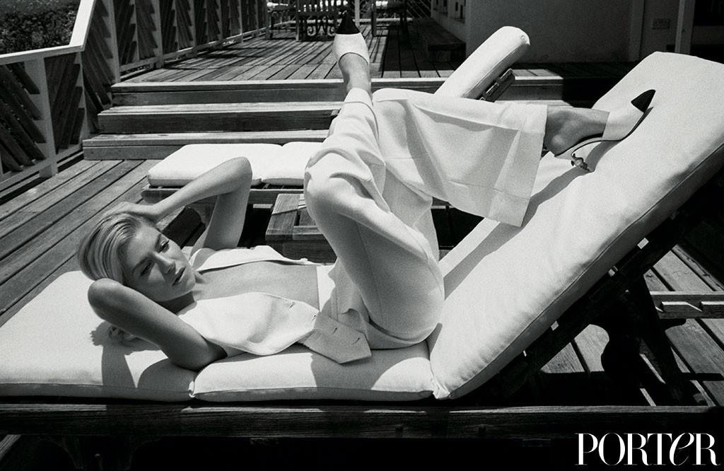 Sienna Miller, PORTER Magazine