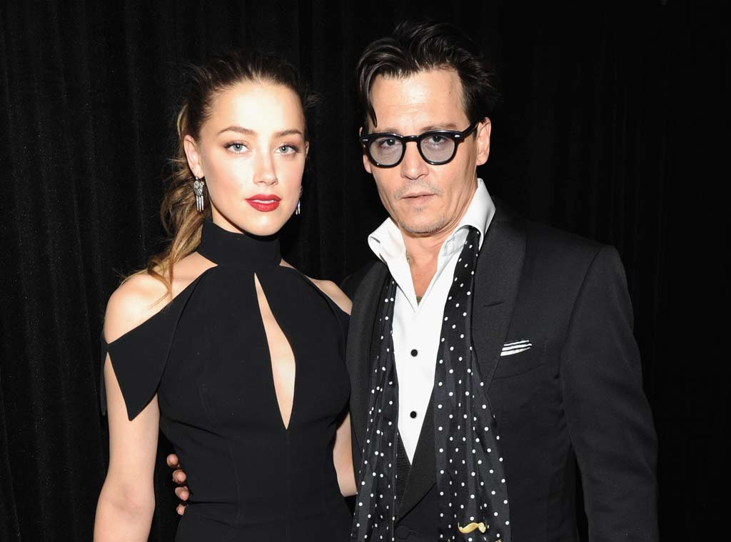 Amber Heard Donates Her Johnny Depp Divorce Settlement to Charity