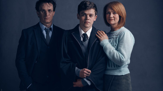 Harry Potter, Cursed Child