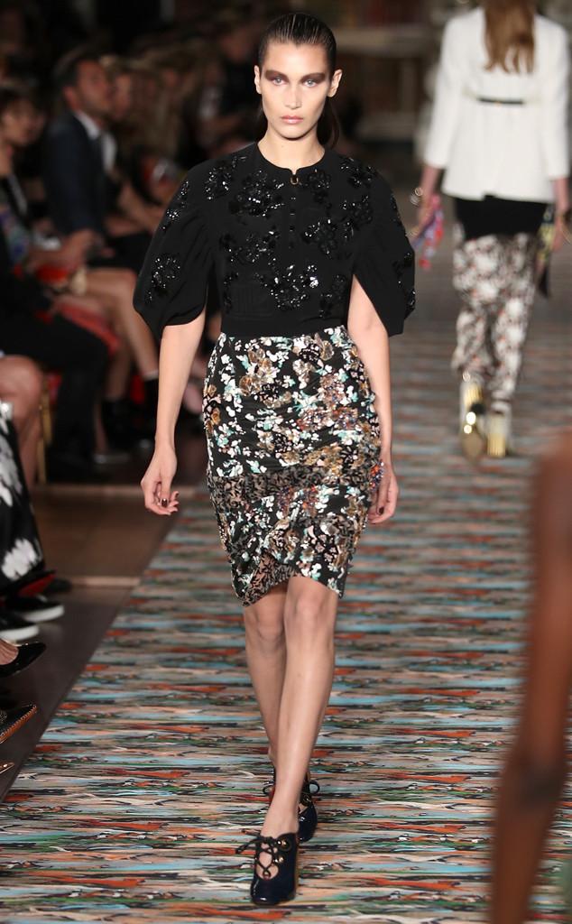 Bella Hadid, Dior Cruise