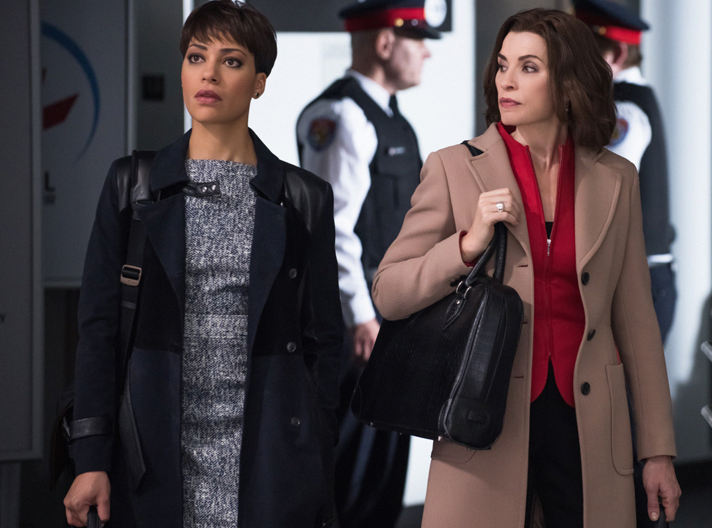 The Good Wife, Cush Jumbo