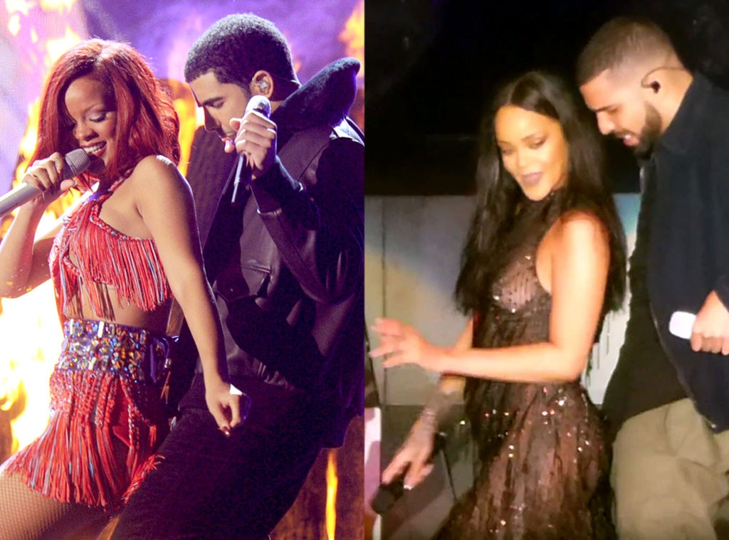 Rihanna relationship history
