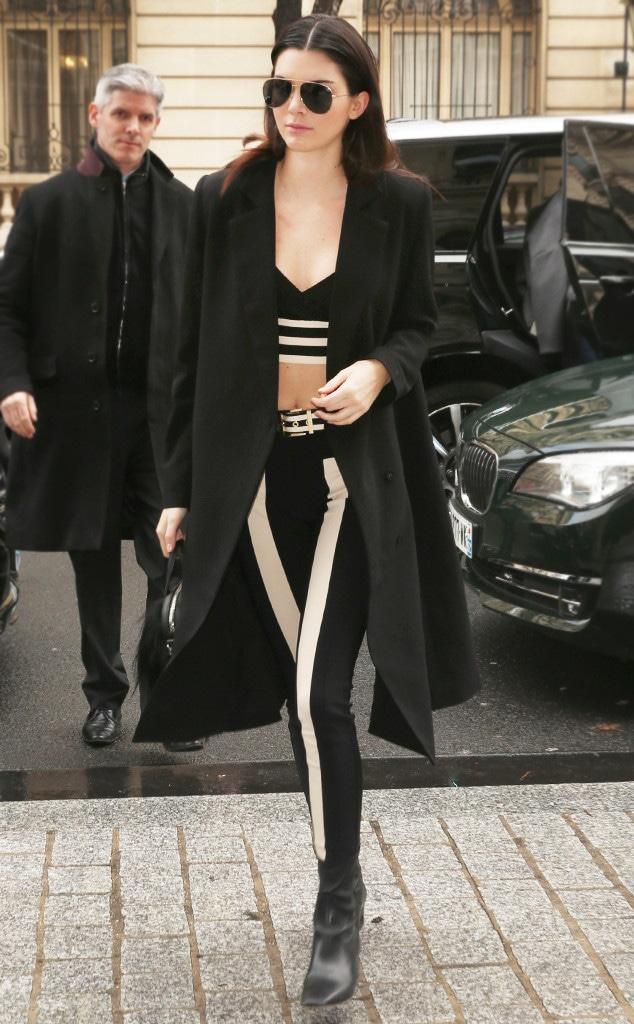 ESC: Bralettes, Kendall Jenner