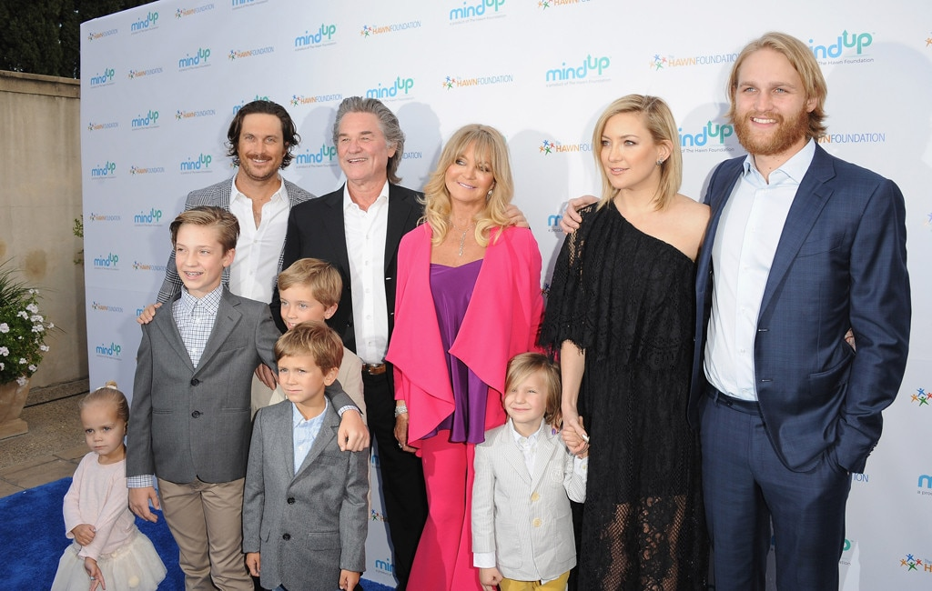 Family Bond from Goldie Hawn & Kurt Russell: Romance ...