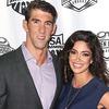 Michael Phelps, Nicole Johnson