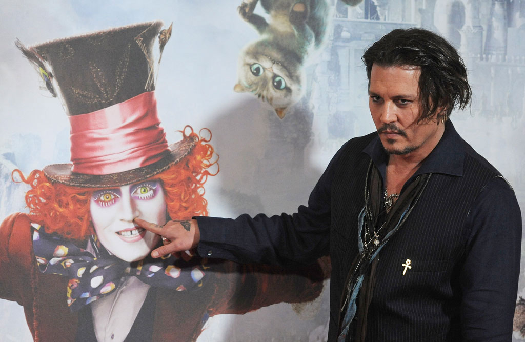 best sneakers ddaae dc145 Is Johnny Depp Actually the Real-Life Mad Hatter  An E! Investigation