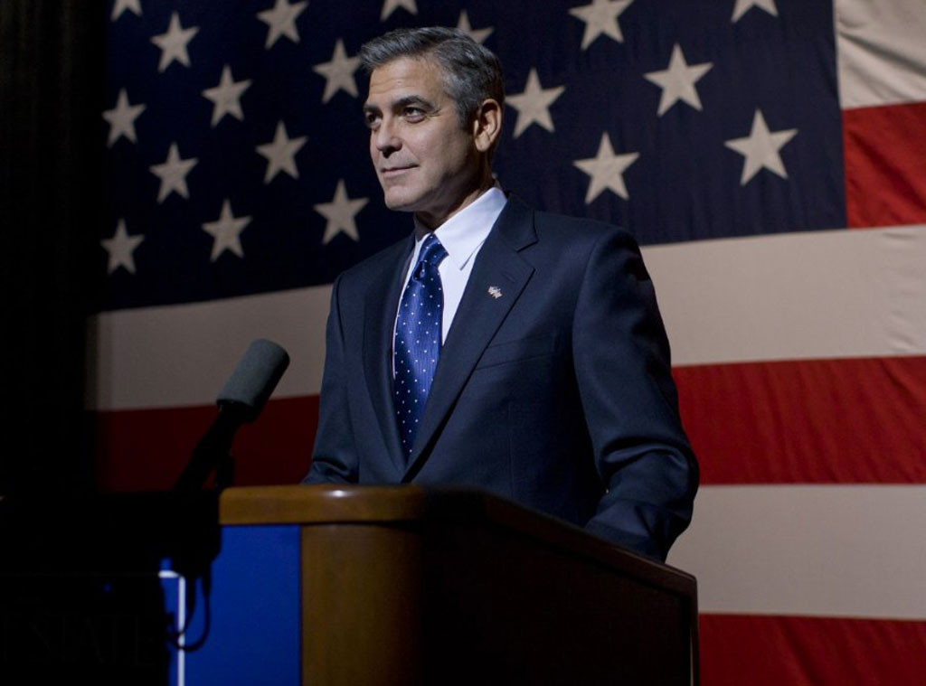 Ides Of March News: Why George Clooney Should Run For President