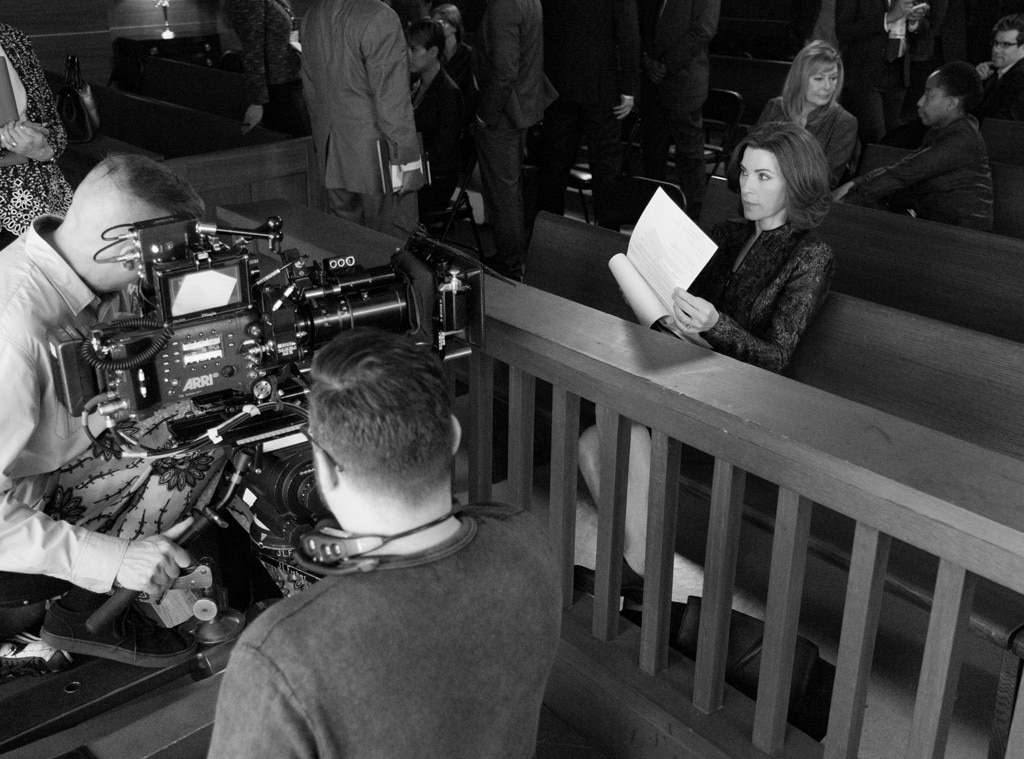 The Good Wife, BTS