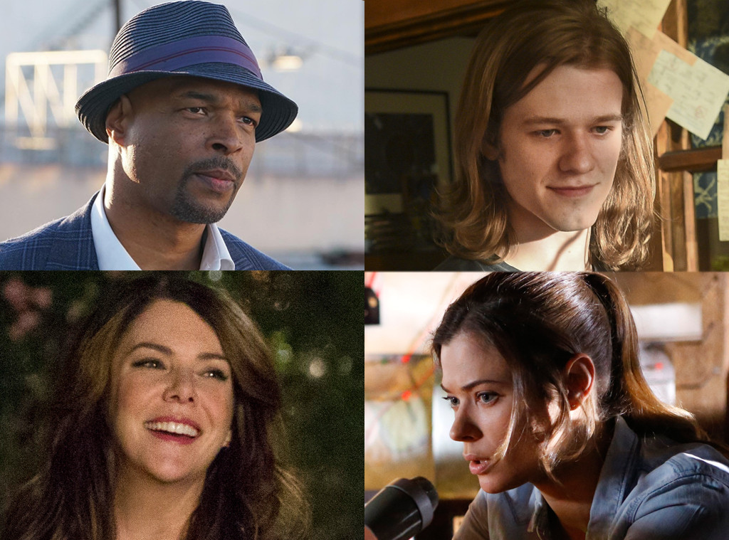 Gilmore Girls: A Year in the Life, Lethal Weapon, Frequency, MacGyver