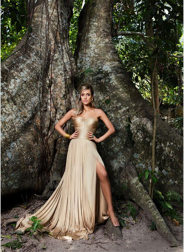 Kristin Cavallari, Modeliste Magazine