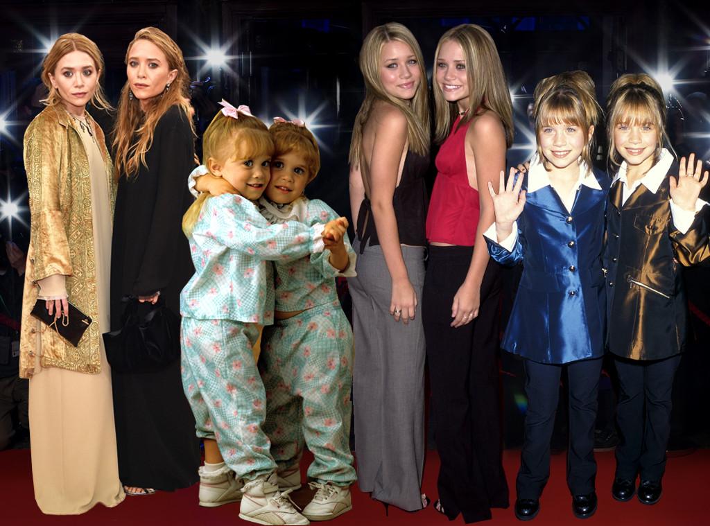 Mary-Kate Olsen, Ashley Olsen 30th Birthday
