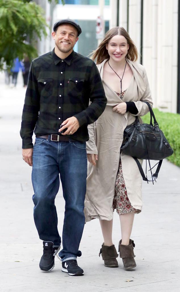 Charlie Hunnam, Morgana McNelis