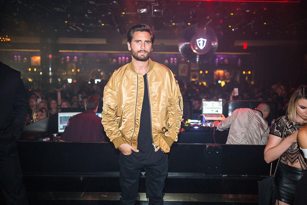 Scott Disick, 1 OAK Nightclub, Las Vegas