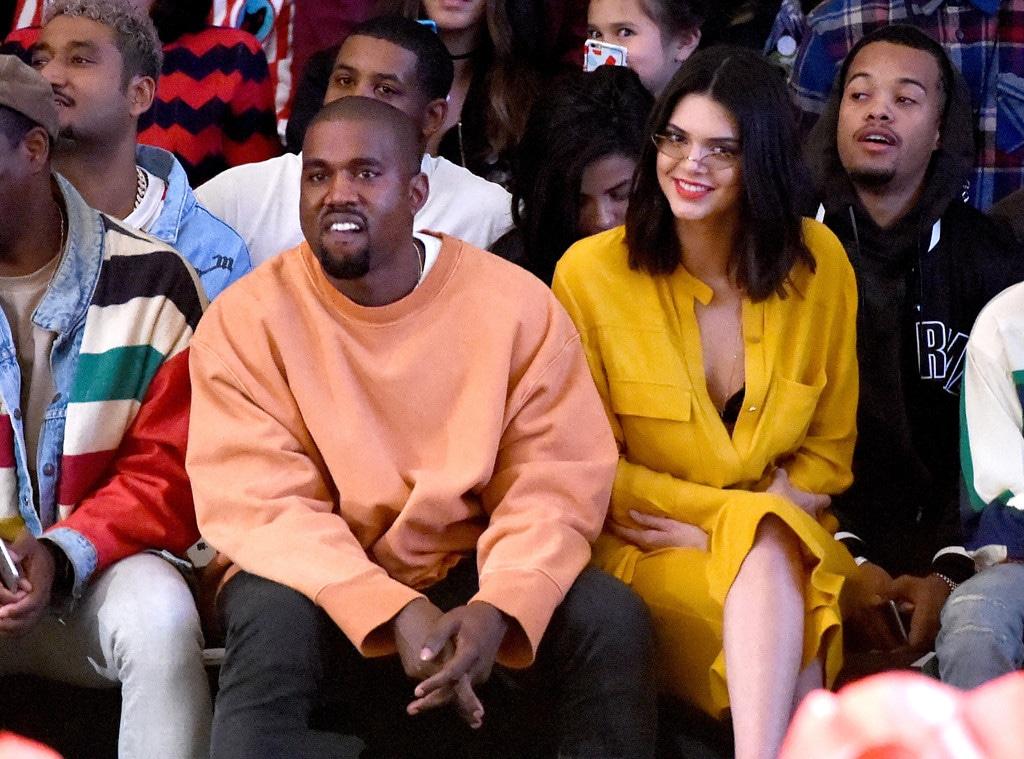 Kanye West, Kendall Jenner