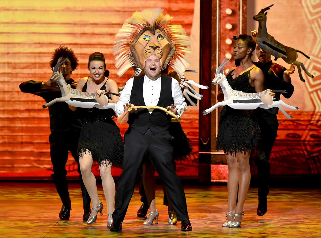 James Corden, Tony Awards 2016, Show